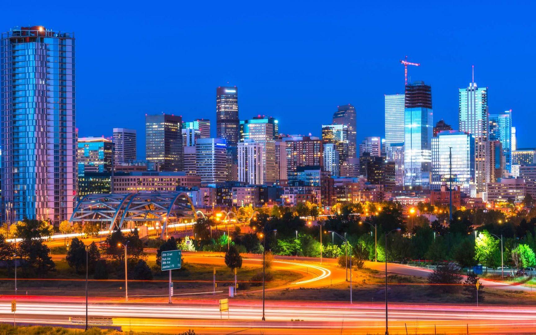 Denver City Header Image